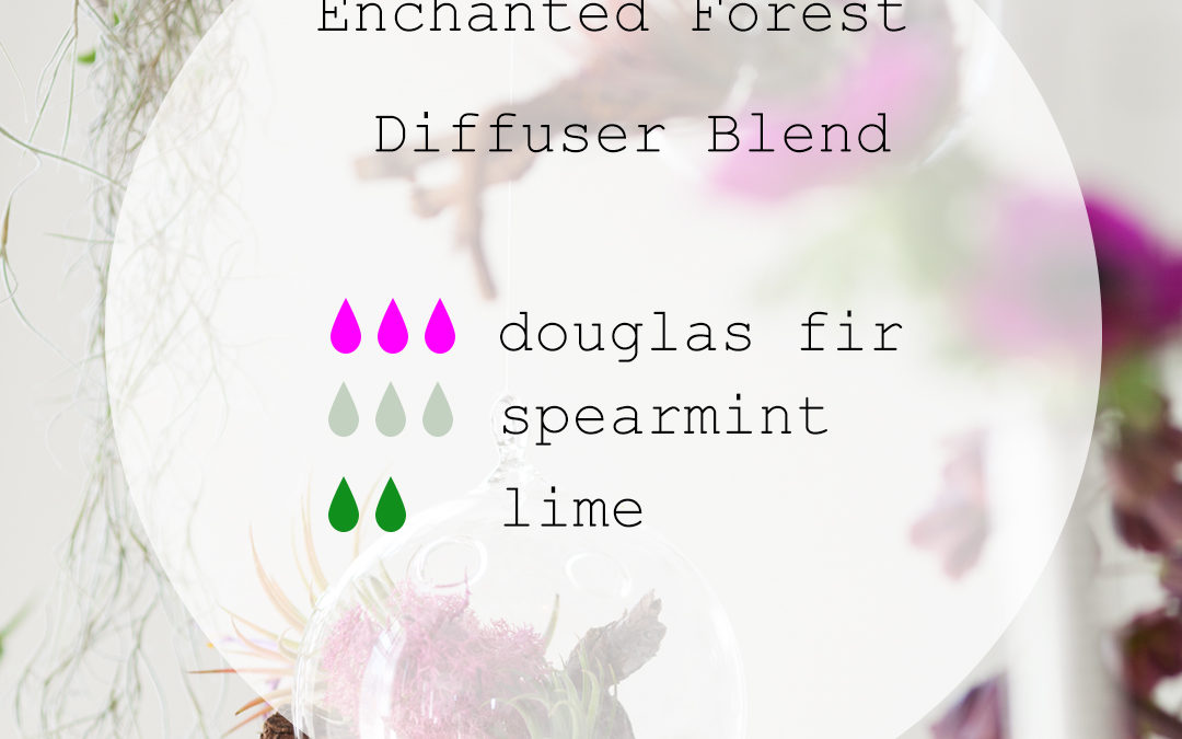 Enchanted Forest Diffuser Blend