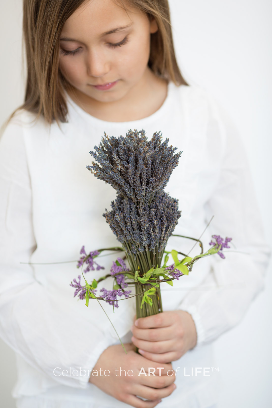 Top four essential oils for kids. Lavender is one of my favourite essential oils for kids because of it's many uses.