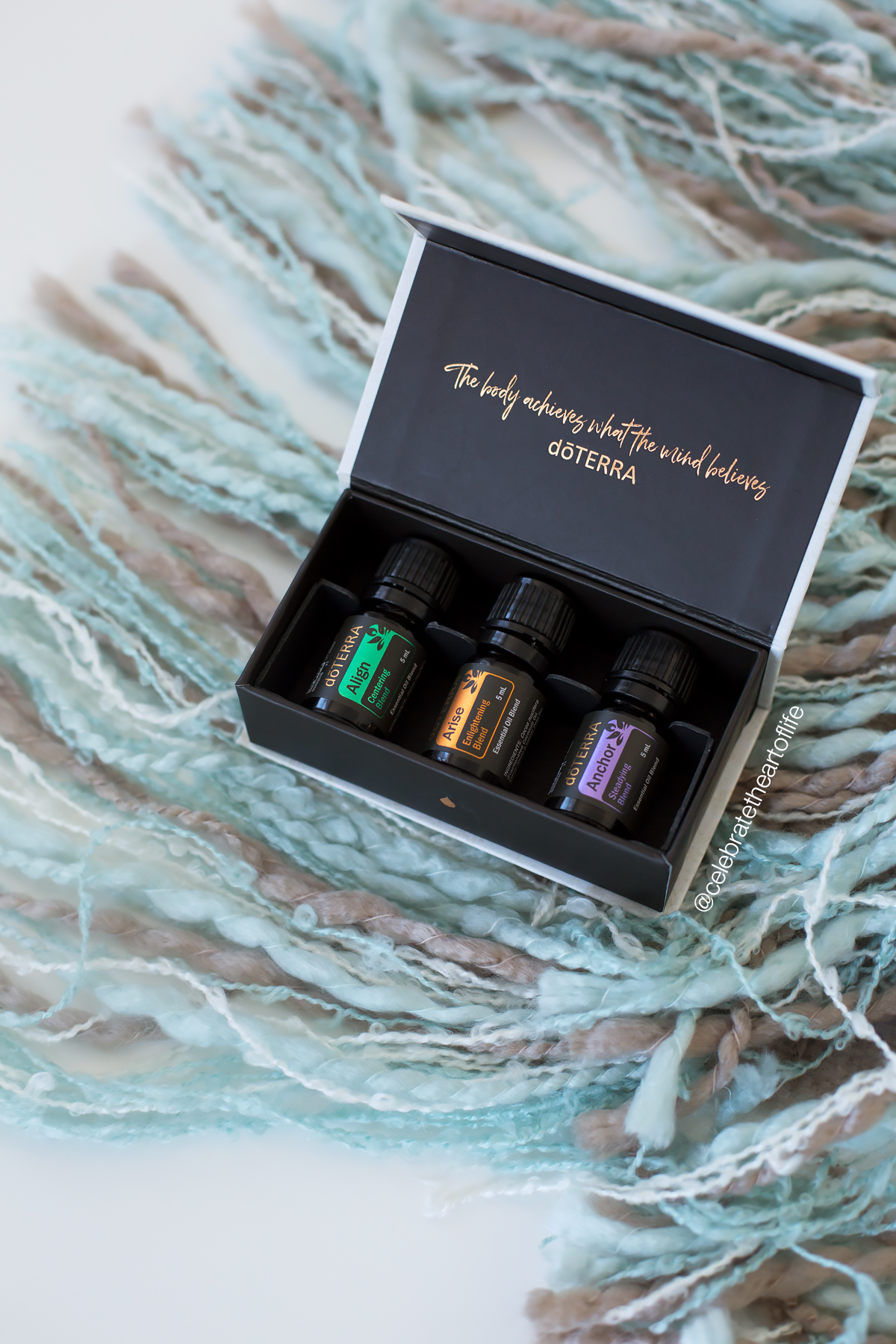 doTERRA new Yoga Oil Blends