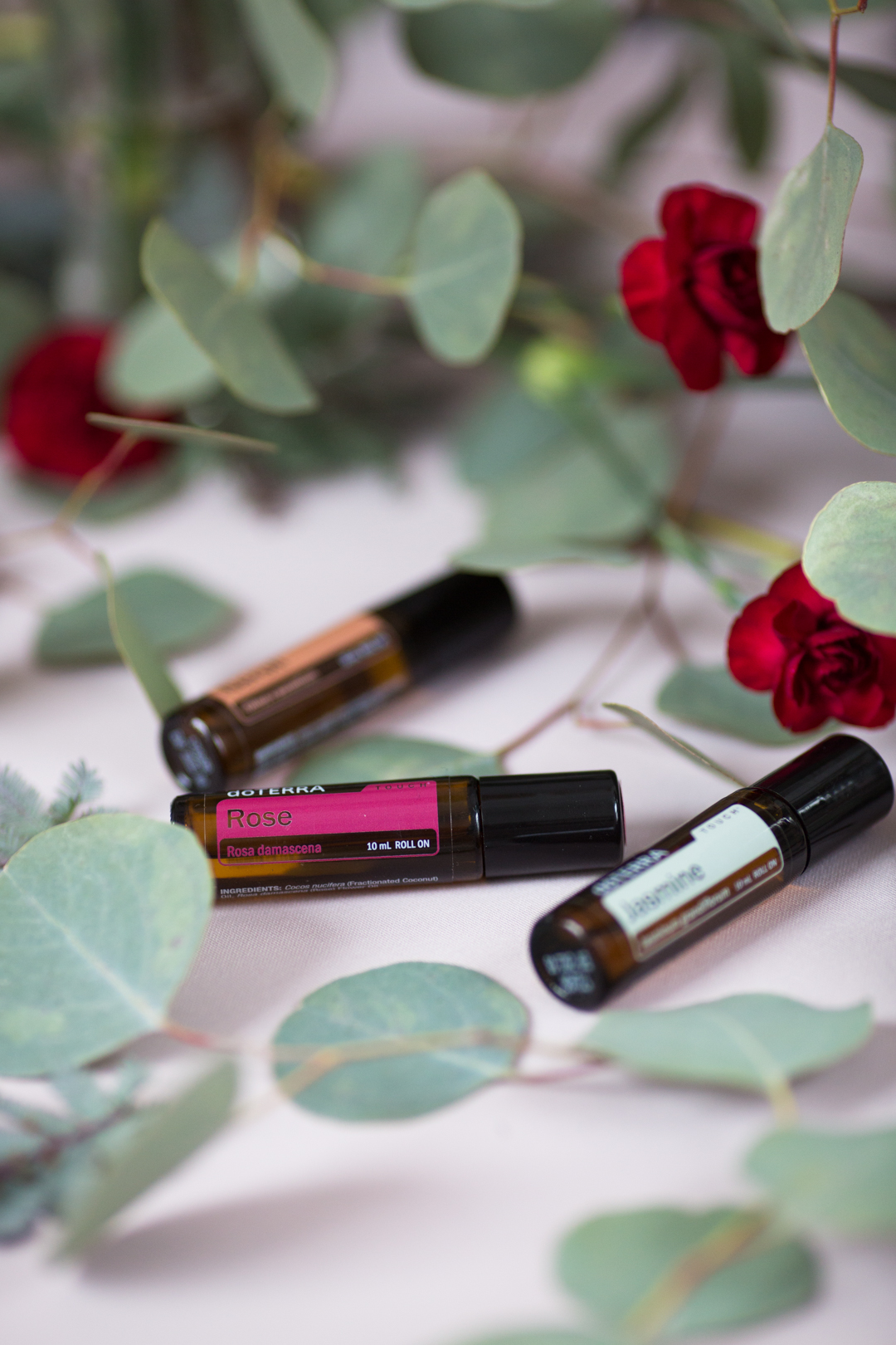 doTERRA Rose, Neroli and Jasmine Touch
