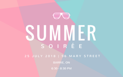 Summer Soirée with Essential Oils