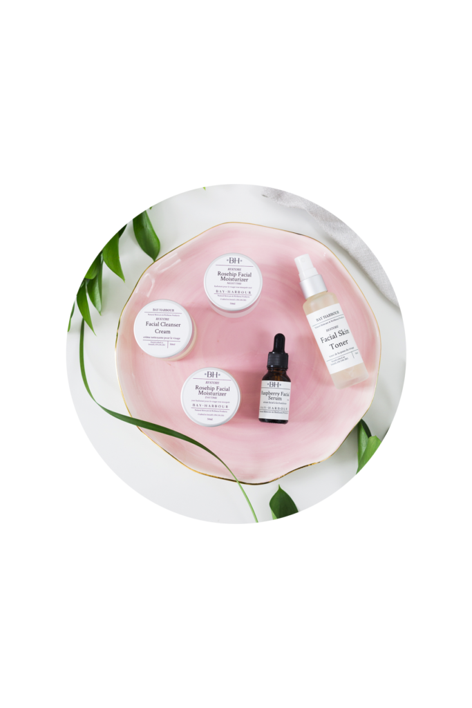 Bay Harbour Restore Skincare Collection