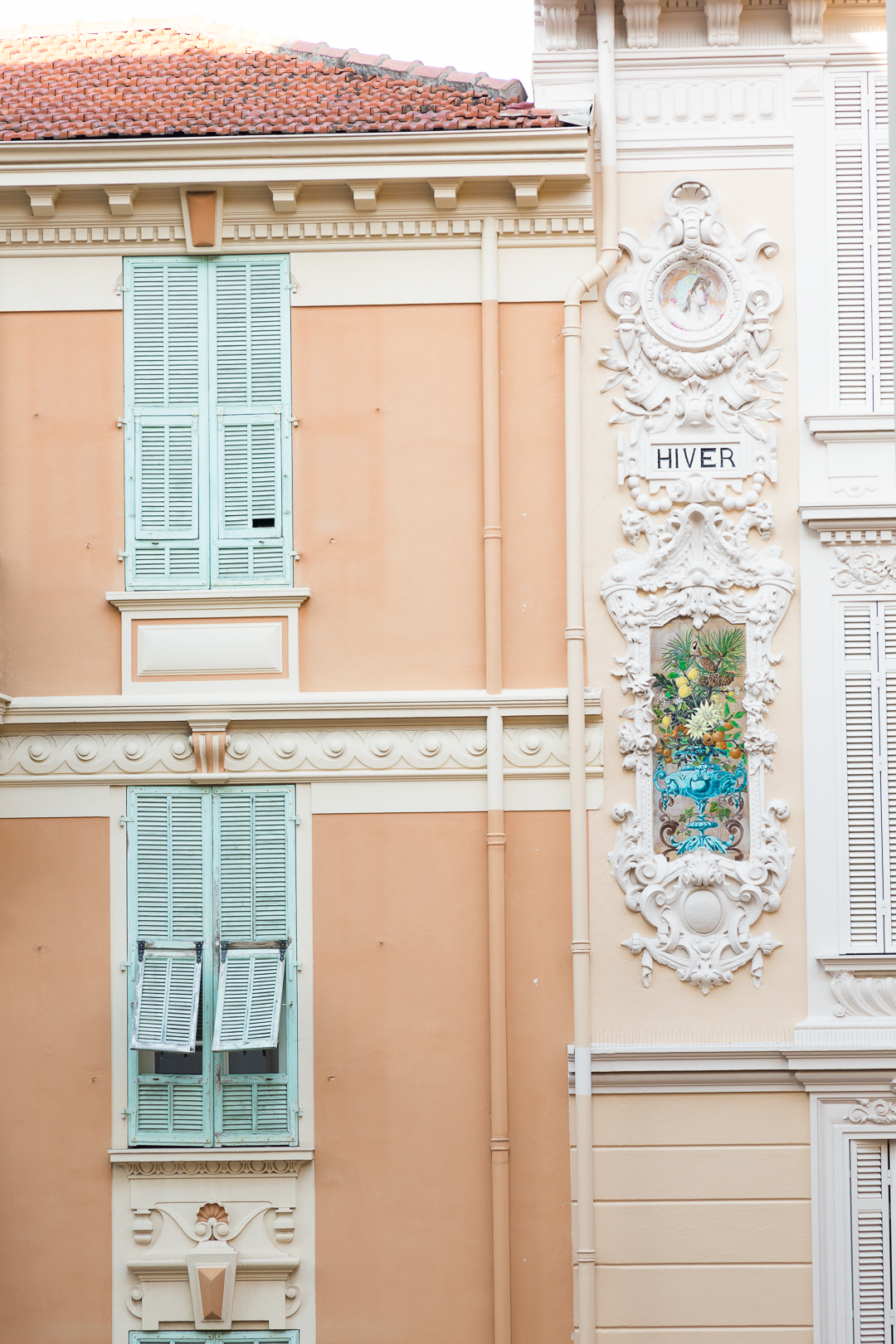 Architecture in Nice, France