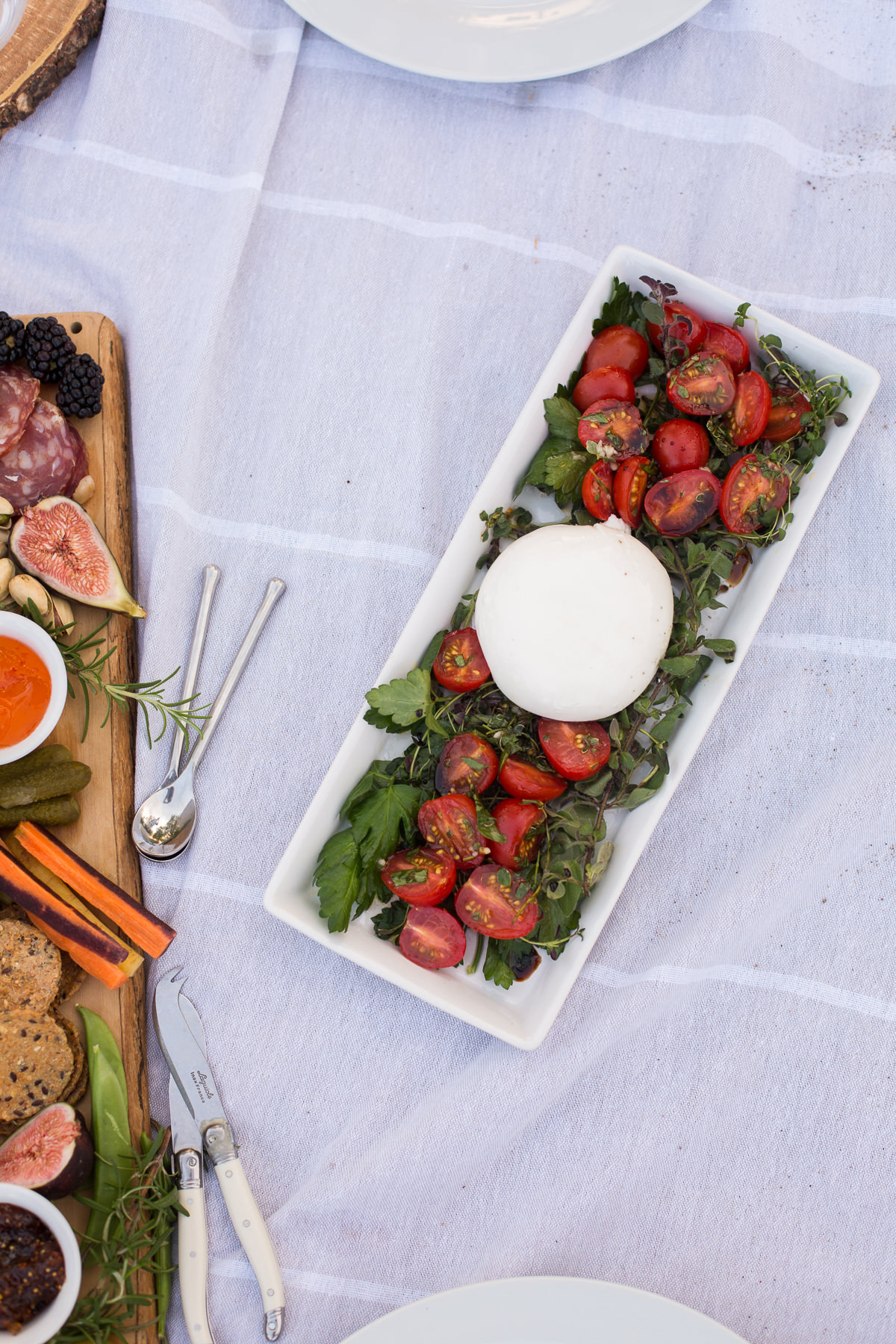 best foods for a beach picnic