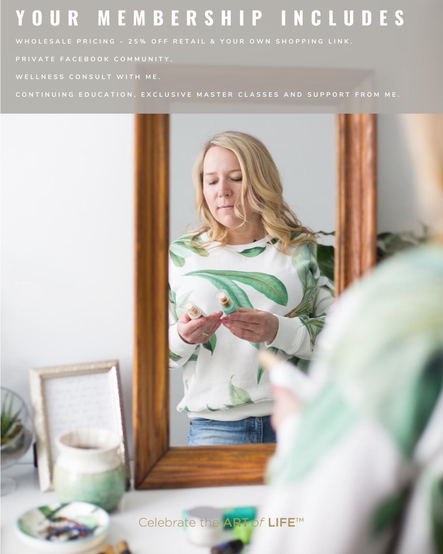 dōTERRA wholesale account with Jen Klementti